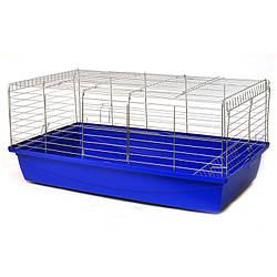 Клетка для кроликов КРОЛИК 100 цинк, 100*54*46 см