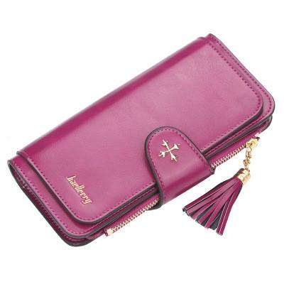 Женский Кошелек Baellerry Forever Templar (N2341) Фиолетовый