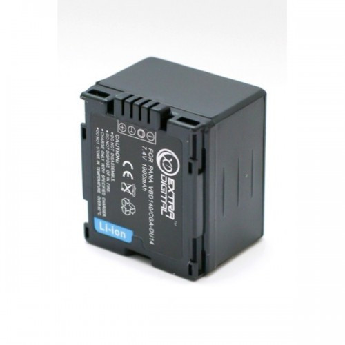 Аккумулятор для видеокамеры ExtraDigital Panasonic CGA-DU14