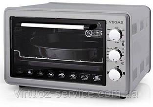 Электрическая духовка Vegas VEOC-4436G Серая