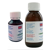 Derma Pharms UK BioGel + Aloe Vera. Биогель для педикюра, маникюра 120 мл (Ремувер)