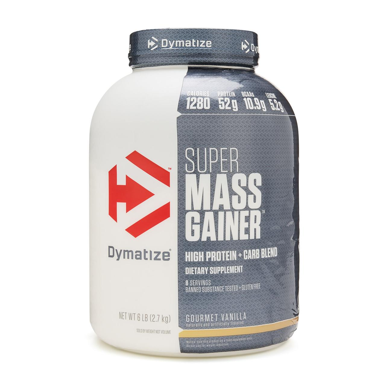 Гейнер Super Mass Gainer Dymatize 2.7 кг США