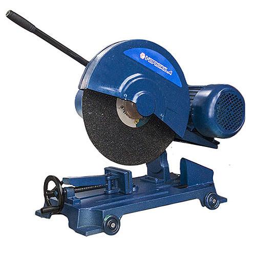 Металлорез Vorskla ПМЗ-2200/400-230 (работает от 220В). Станок отрезной по металлу Ворскла