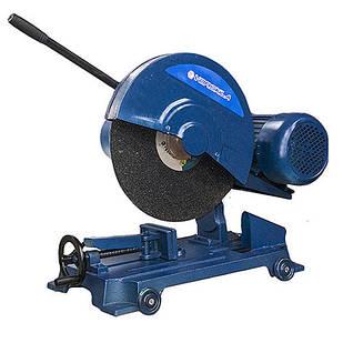 Металлорез Vorskla ПМЗ-2200/400-230 (працює від 220В). Верстат відрізний по металу Ворскла