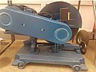 Металлорез Vorskla ПМЗ-2200/400-230 (работает от 220В). Станок отрезной по металлу Ворскла, фото 2