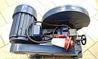 Металлорез Vorskla ПМЗ-2200/400-230 (работает от 220В). Станок отрезной по металлу Ворскла, фото 3