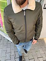 Мужская куртка тёплая ( Размеры S, XL, XXL).