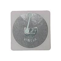 NFC-метка бумажная, клейкая основа, 10 шт., Ardix NTAG216, 25 мм, белая, 06-045