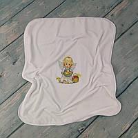 Крыжма (полотенце) для крещения, махра велсофт