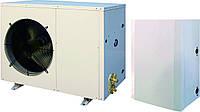 Тепловой насос инвертор TEPLOMIR EVIDC06 split воздух-вода 6кВт