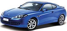 Фаркопы на Hyundai Coupe (2006-2009)