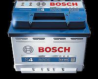 Аккумулятор 60ah-12v bosch (s4005) (242x175x190),r,en570 Евро