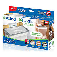 Держатель навесной для мусорных пакетов Attach-A-Trash