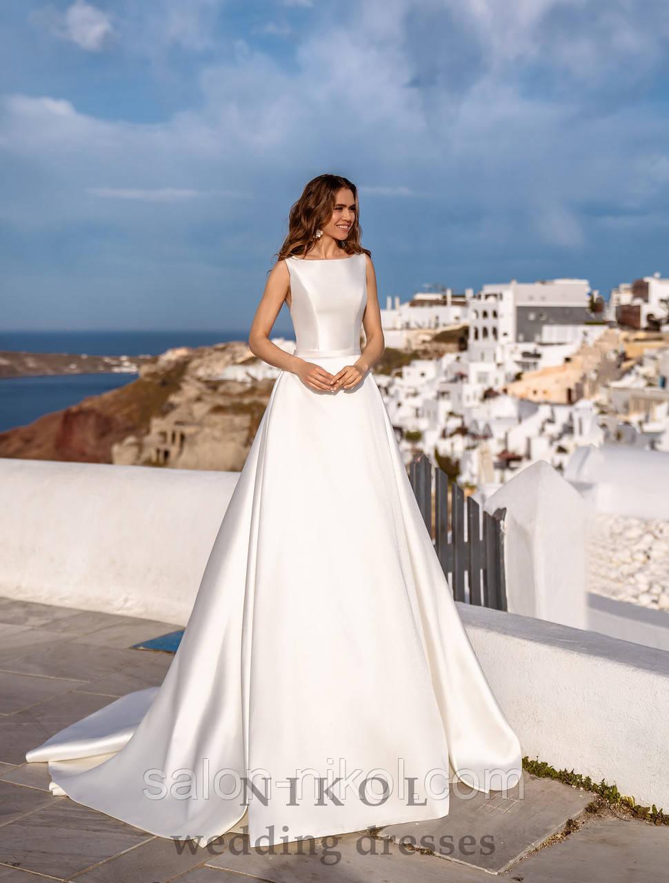Свадебное платье № S-504