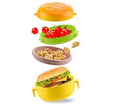 Контейнер Qlux Burger L-00562, фото 2