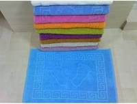 Полотенце махровые для ног, плотность 420