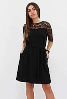 S, M, L / Коктейльне жіноче плаття Arizona, чорний M (44-46)