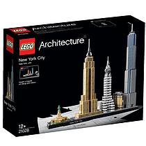 Конструктор LEGO Нью-Йорк 21028