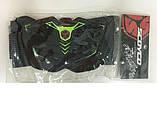 Пояс защитный для мотоциклиста SCOYCO U11 (Пояс для спины), фото 4