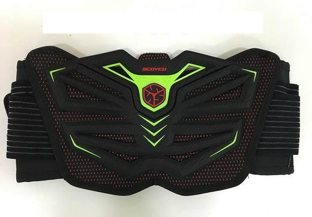 Пояс защитный для мотоциклиста SCOYCO U11 (Пояс для спины)