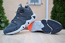"""Зимние ботинки на меху Adidas Equipment FYW S-97 """"Серые"""", фото 3"""