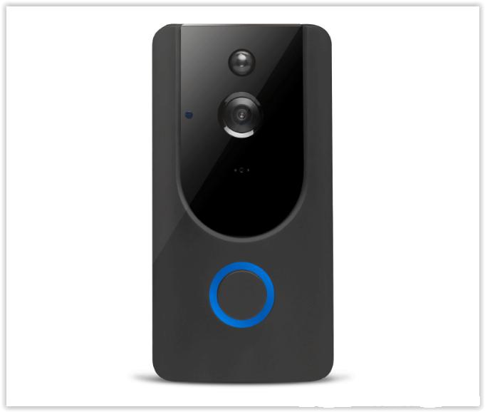 Бездротовий відеодомофон - дверний дзвінок модель Vikewe M2