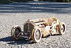 Спорткар U-9 Гран-при | UGEARS | Механический 3D конструктор из дерева, фото 7
