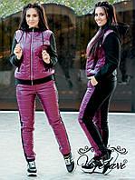 Женский зимний костюм куртка+штаны цвета разные  48-54 рр. БАТАЛ