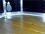 Гидромассажный бокс Grandehome WS103L/S6 левосторонний (чёрные задние стенки), 1200х900х2240 мм, фото 3