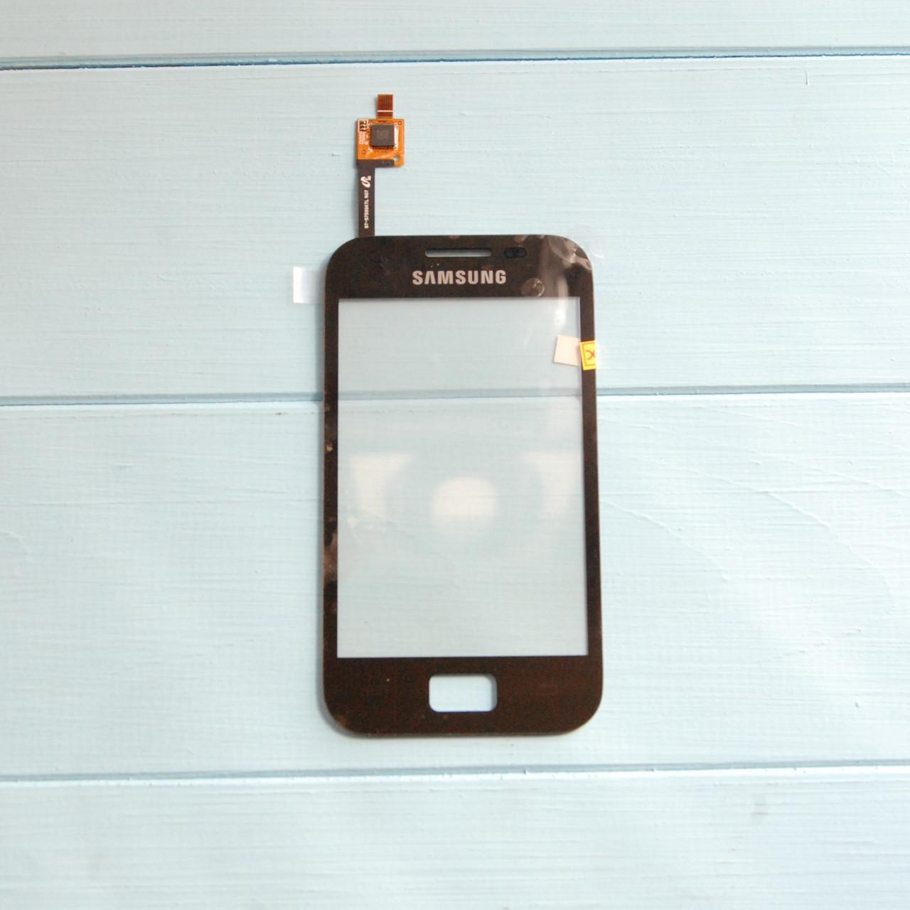 Сенсорный экран для Samsung S7500 Black