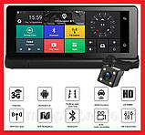 GPS навигатор-Видеорегистратор 7 дюймов GPS Pioneer 8618 DVR PRO 1GB/16GB + AV Андроид Full HD с картами 2019, фото 5