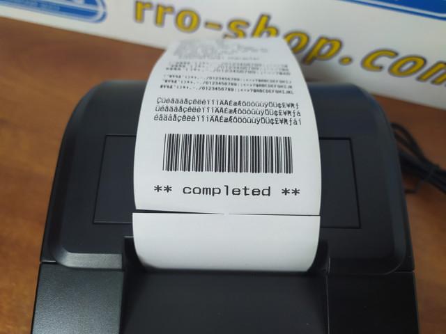 чековый принтер XPrinter XP-C58E купить киев