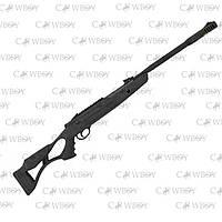 Пневматическая винтовка Hatsan AIRTACT ED с газовой усиленной пружинной