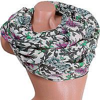 Шарф ETERNO Женский хлопковый шарф 179 на 88 см  ETERNO (ЭТЕРНО) ES0908-10-2