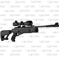 Пневматическая винтовка Hatsan AIRTACT с прицелом SNIPER 3-9X40 AR