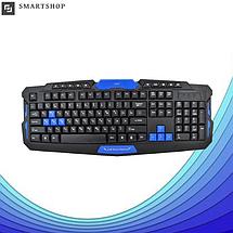 Беспроводная игровая клавиатура с мышью HK-8100 (s4), фото 3