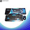 Беспроводная игровая клавиатура с мышью HK-8100 (s4), фото 5