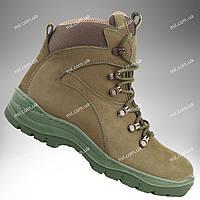 Ботинки военные зимние / армейская тактическая обувь ОМЕГА (olive)