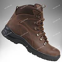 Ботинки военные зимние / армейская тактическая обувь ОМЕГА (крейзи)