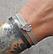 Серебряный браслет, фото 5