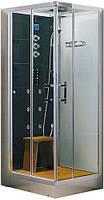 Гидромассажный бокс Grandehome WS115L/S6, 900х900х2240 мм