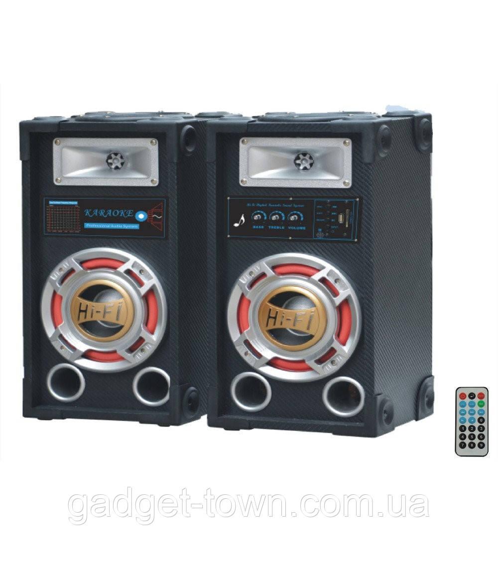 Акустика Ailiang 601K (USB/FM/Bluetooth/Радио) Пара