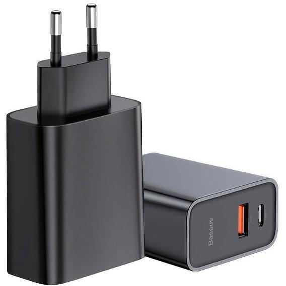 Зарядное Устройство USB Type-C Baseus (CCFS-C01) QC3.0 30W