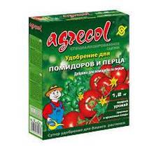 Удобрения 1,2 кг для томатов и перца Agrecol