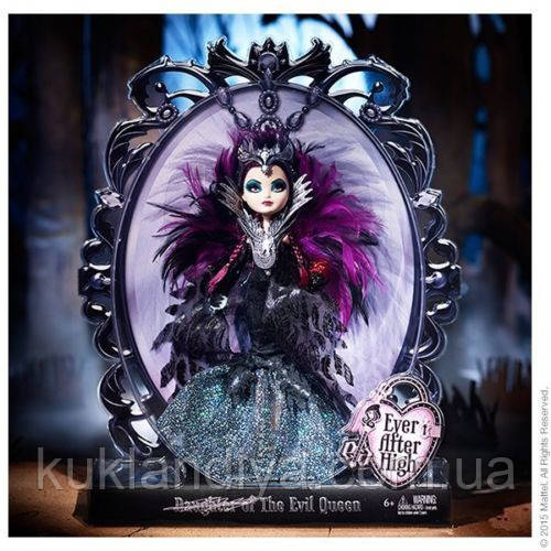 Эксклюзивная кукла Ever After High  Рейвен Квин Комик Кон Raven Queen SDCC 2015 EXCLUSIVE