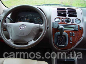 Декор панели (накладки на панель) Mercedes Vito 638 (мерседес вито 638)