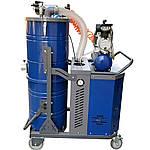 Промышленный пылесос SVC-5,5/380AL для строительного мусора, фото 2