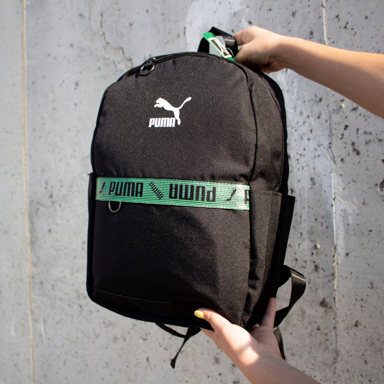 Рюкзак/сумка Puma Чорна