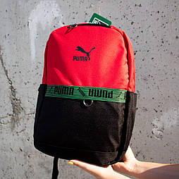 Рюкзак/сумка Puma Красная
