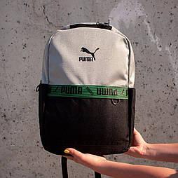 Рюкзак/сумка Puma Сіра